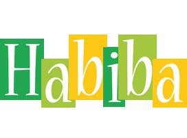 Habiba lemonade logo