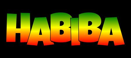 Habiba mango logo