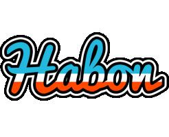 Habon america logo