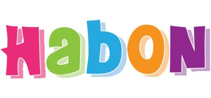 Habon friday logo