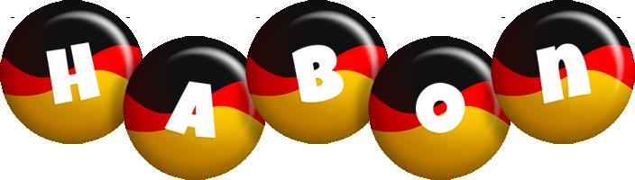Habon german logo