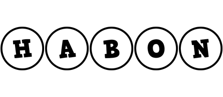 Habon handy logo