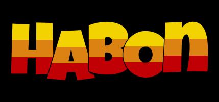 Habon jungle logo