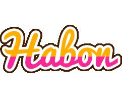 Habon smoothie logo