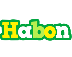 Habon soccer logo