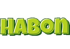 Habon summer logo