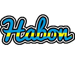 Habon sweden logo