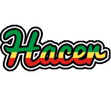 Hacer african logo