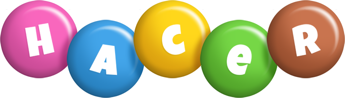 Hacer candy logo