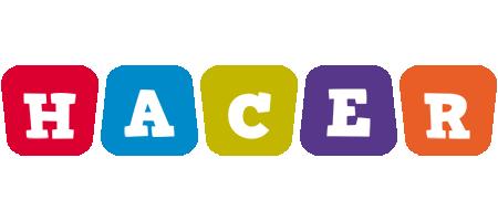 Hacer daycare logo