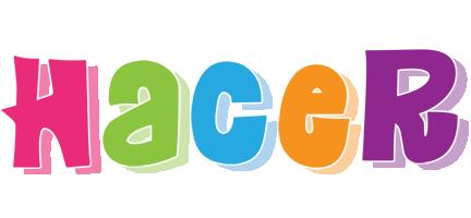 Hacer friday logo
