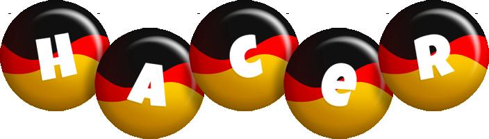 Hacer german logo