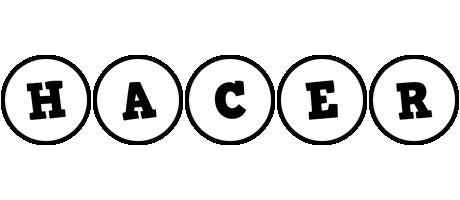 Hacer handy logo