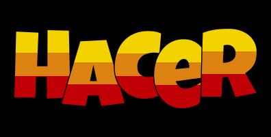 Hacer jungle logo
