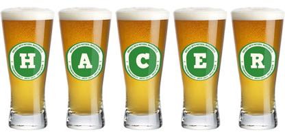Hacer lager logo