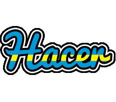 Hacer sweden logo