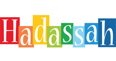 Hadassah colors logo