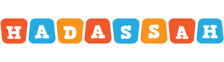 Hadassah comics logo