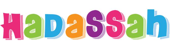 Hadassah friday logo