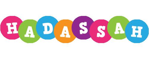 Hadassah friends logo