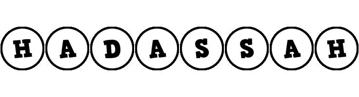 Hadassah handy logo