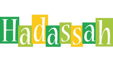 Hadassah lemonade logo