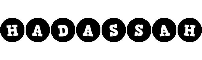 Hadassah tools logo