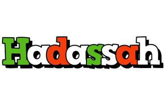 Hadassah venezia logo