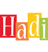 Hadi colors logo