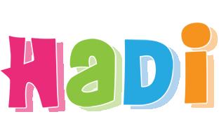 Hadi friday logo