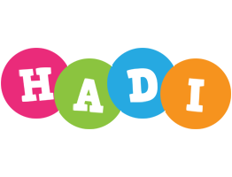 Hadi friends logo