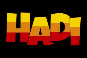 Hadi jungle logo