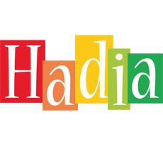 Hadia colors logo