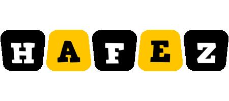 Hafez boots logo