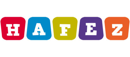 Hafez kiddo logo