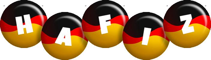 Hafiz german logo
