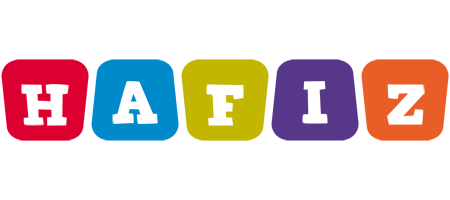 Hafiz kiddo logo
