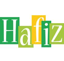 Hafiz lemonade logo