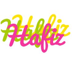 Hafiz sweets logo