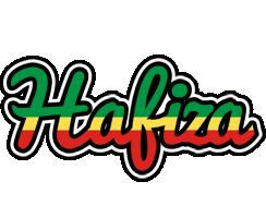 Hafiza african logo
