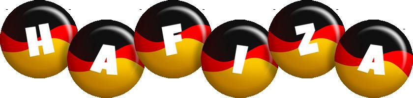 Hafiza german logo