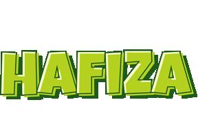 Hafiza summer logo