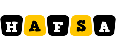 Hafsa boots logo