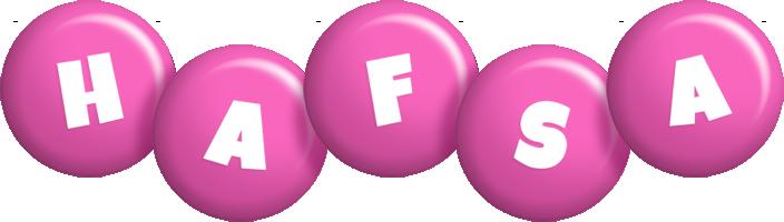 Hafsa candy-pink logo