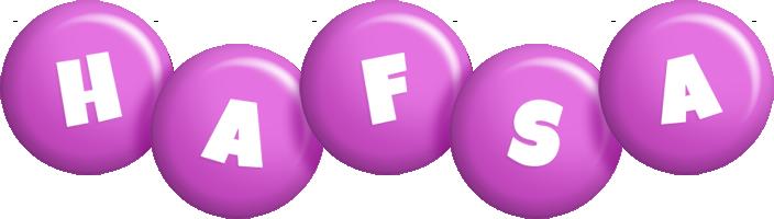 Hafsa candy-purple logo
