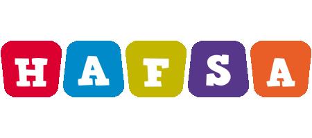 Hafsa daycare logo