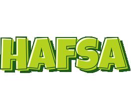 Hafsa summer logo