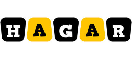 Hagar boots logo