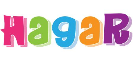 Hagar friday logo