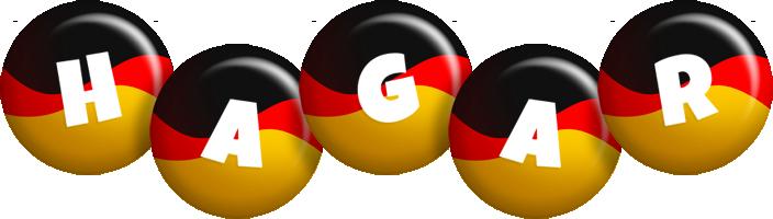 Hagar german logo